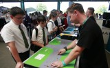 Airport forges links with local schools
