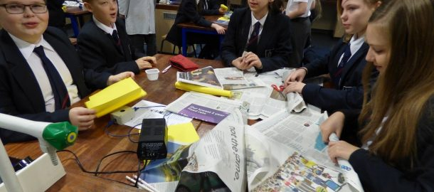 All the fun of the (science) fair at Crawley school
