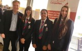 Crawley students show MPs their skills